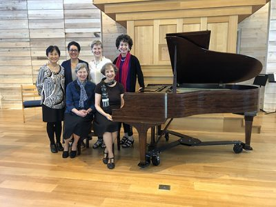 Piano Club Shares Favorites at Free Concert