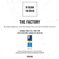 The Factory presented by By Design Magazine at ,