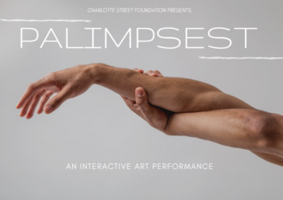Palimpsest: An Interactive Art Performance