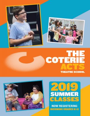 The Coterie ACTS Theatre School – Overland Park Summer Classes presented by The Coterie Theatre at ,
