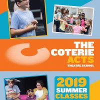 The Coterie ACTS Theatre School - MCC Maple Woods Summer Classes