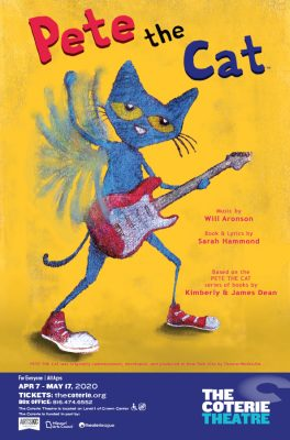 Pete the Cat presented by The Coterie Theatre at The Coterie Theatre, Kansas City MO