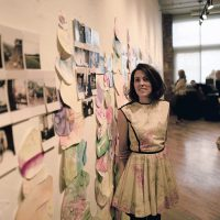 Elise Gagliardi Art Exhibition at KCAC