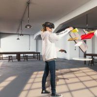"Virtual Reality Exhibition - ""Virtual Bauhaus"""