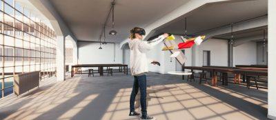 "Virtual Reality Exhibition - ""Virtual Bauhaus"""