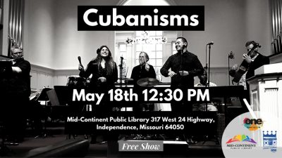 Crown Crafted Music Series with Cubanisms Quartet (Free Show) presented by One Kansas City Radio at ,