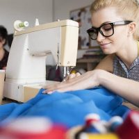 Fashion Intensive: Sewing for Beginners presented by Rightfully Sewn at ,