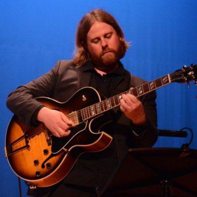 Matt Hopper presented by American Jazz Museum at The Blue Room, Kansas City MO