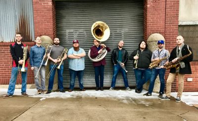 Back Alley Brass Band at The Brick