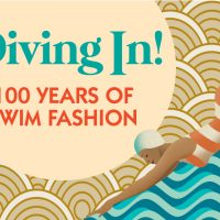 Diving In:100 Years of Swim Fashion presented by Kansas City Museum at Kansas City Museum at the Historic Garment District (KCM@HGD), Kansas City MO