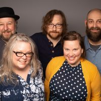 Pan-Missouri Posse: The Short Round Stringband presented by Olathe Public Library at ,