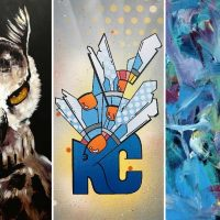 NOW SHOWING: Connecting KC Artists with KC Businesses presented by The Box Gallery at The Box Gallery, Kansas City MO