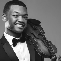 Randall Goosby, Violinist in Free Rectial