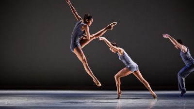 Aspen Santa Fe Ballet with Pianist Han Chen presented by Harriman-Jewell Series at Kauffman Center for the Performing Arts, Kansas City MO