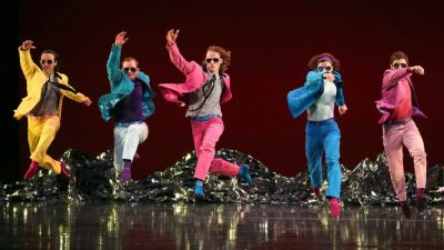 'Pepperland': Mark Morris dance group with Live Music presented by Harriman-Jewell Series at Kauffman Center for the Performing Arts, Kansas City MO