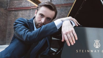 Danil Trifonov, Pianist in recital presented by Harriman-Jewell Series at The Folly Theater, Kansas City MO