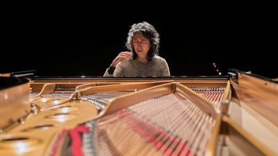 CANCELLED – Pianist Mitsuko Uchida and Mahler Chamber Orchestra presented by Harriman-Jewell Series at The Folly Theater, Kansas City MO