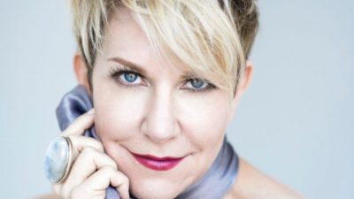 Joyce DiDonato, Mezzo-Soprano, With Il Pomo D'Oro, Performing 'My Favorite Things' presented by Harriman-Jewell Series at Kauffman Center for the Performing Arts, Kansas City MO