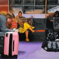 "Closing Reception: Daniela Failla -""Departures"""