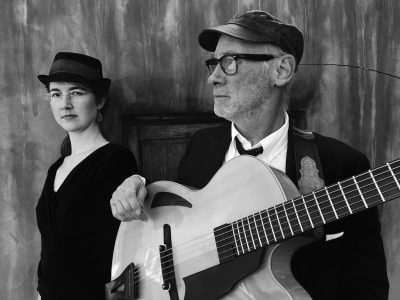 Green Guitar Folk presents Max Hatt & Edda Glass - June 22, 2019