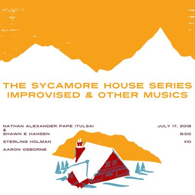 Shawn E Hansen's Sycamore House Series; Improvised & Other Music