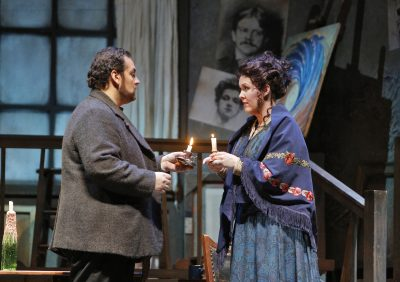 Lyric Opera presents La bohème presented by Lyric Opera of Kansas City at Kauffman Center for the Performing Arts, Kansas City MO