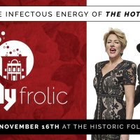 Folly Frolic with The Hot Sardines presented by Folly Theater at The Folly Theater, Kansas City MO