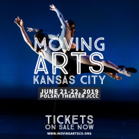 Moving Arts presented by Owen/Cox Dance Group at Carlsen Center at Johnson County Community College, Overland Park KS