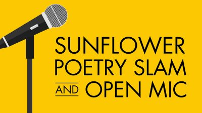 Sunflower Poetry Slam and Open Mic presented by Lenexa Parks & Recreation at ,