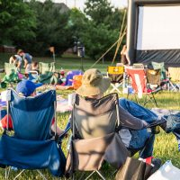 Movie in the Park: WALL-E