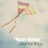 """Master Harold"" …and the Boys presented by Kansas City Actors Theatre at H&R Block City Stage Theatre at Union Station, Kansas City MO"