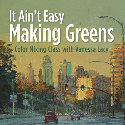 """It Ain't Easy Making Greens"""