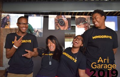 ART GARAGE – MINDDRIVE Exhibition & Feature Film Premiere presented by Studios Inc at studios.gallery, Kansas City MO