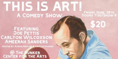 This Is Art! A Comedy Show