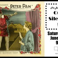 Outdoor Silent Movie Night at the Bunker Center