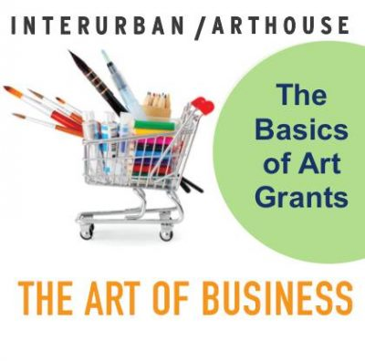 The Basics of Art Grants (Evening Session) with Ar...