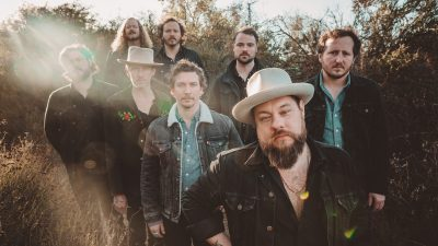 Nathaniel Rateliff & the Night Sweats with His...