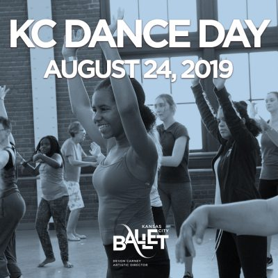 "Kansas City Ballet Presents ""KC Dance Day"""