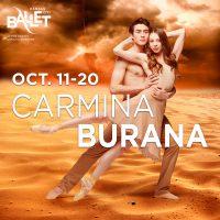 "Kansas City Ballet Presents ""Carmina Burana"" presented by Kansas City Ballet at Kauffman Center for the Performing Arts, Kansas City MO"