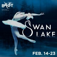 "Kansas City Ballet Presents ""Swan Lake"" presented by Kansas City Ballet at Kauffman Center for the Performing Arts, Kansas City MO"