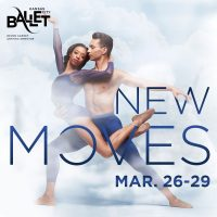 "Kansas City Ballet Presents ""New Moves"" presented by Kansas City Ballet at Todd Bolender Center for Dance & Creativity, Kansas City MO"