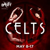 "Kansas City Ballet Presents ""Celts"" presented by Kansas City Ballet at Kauffman Center for the Performing Arts, Kansas City MO"
