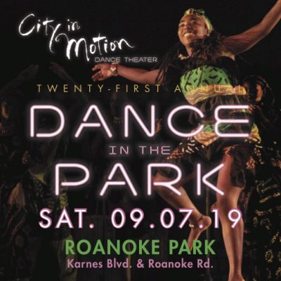 Dance in the Park presented by City in Motion Dance Theater at ,
