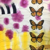 """Wild and Free"" Katie Carruthers Solo Exhibit presented by Katie Carruthers at ,"
