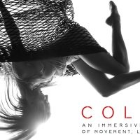 COLLIDE: An Immersive Experience of Movement, Light and Sound presented by QUIXOTIC at Quixotic, Kansas City MO