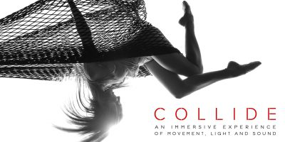 COLLIDE: An Immersive Experience of Movement, Ligh...