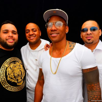 Pedrito Martinez Group presented by Folly Theater at The Folly Theater, Kansas City MO