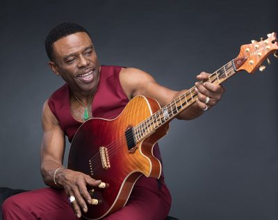 Norman Brown Starring Euge Groove presented by Home at The Folly Theater, Kansas City MO