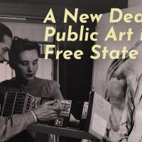 Film Screening: A New Deal for Public Art in the Free State presented by Clio's Scroll Productions at ,