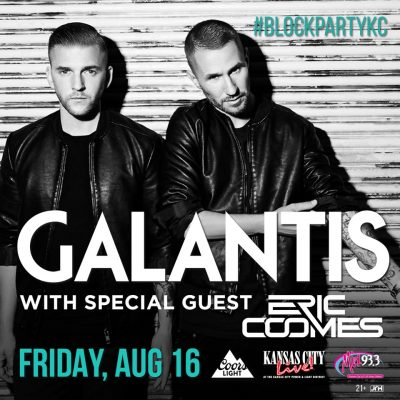 Coors Light Block Party: Galantis